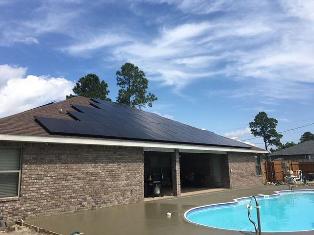 Solar Panels Panama City, Navarre, Crestview & Fort Walton