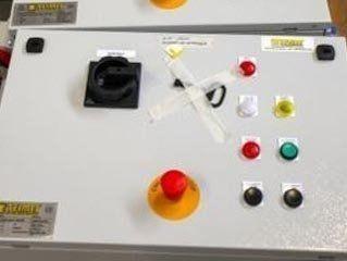 quadri elettrici di comando, quadri elettrici di controllo, regolatori di temperatura