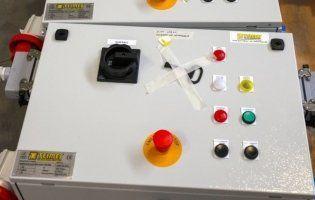 pannelli di controllo, quadri di comando