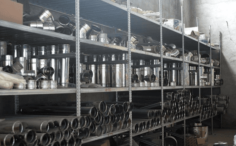 Lavorazioni acciaio inossidabile