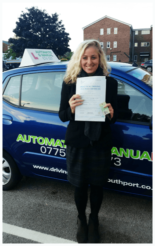 For Local Experienced Driving Instructor in Southport Call Automatic Manual Driving School RGN