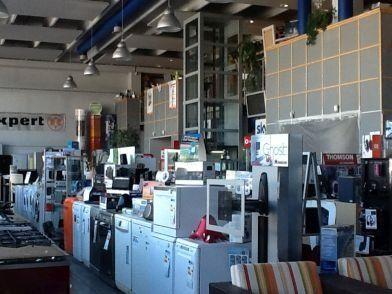 Esposizione elettrodomestici