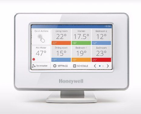 Smart controls & weather compensation Andrew Riley heating