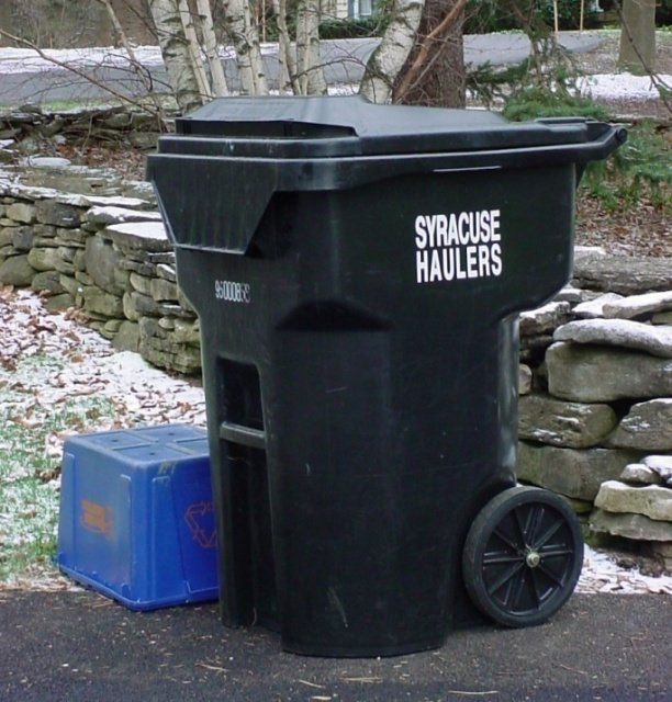 Residential Trash Removal And Recycling Syracuse Ny