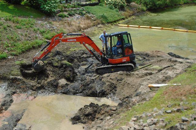 sediment-removal