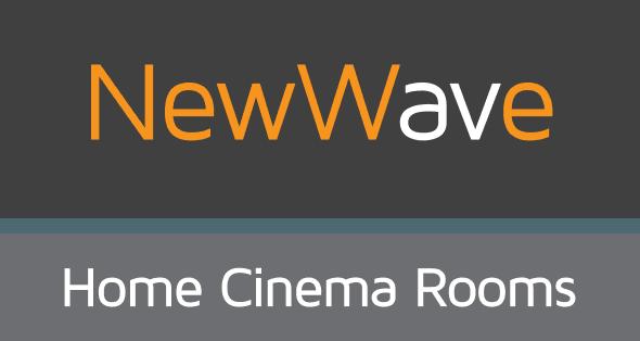New Wave Home Cinema Rooms Logo