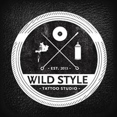 WILD STYLE TATTOO - LOGO