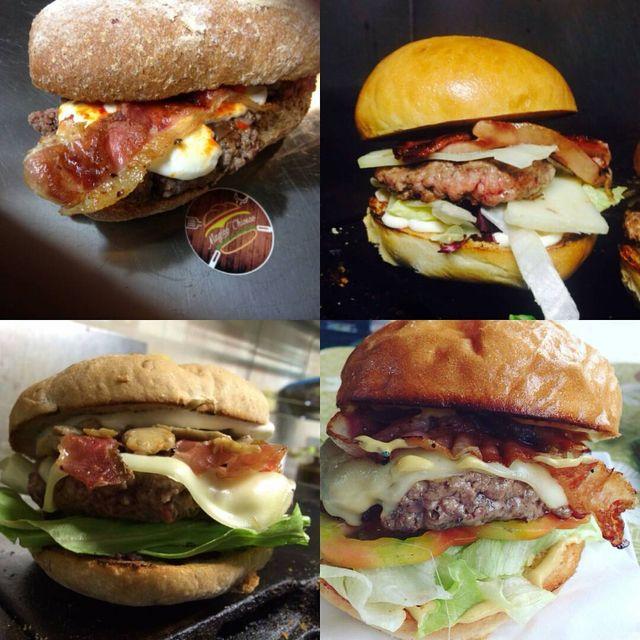 hamburger vari