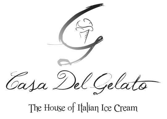 Casa Del Gelato logo
