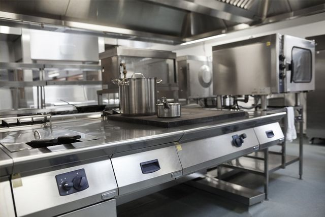 Rational oven maintenance in Hainault