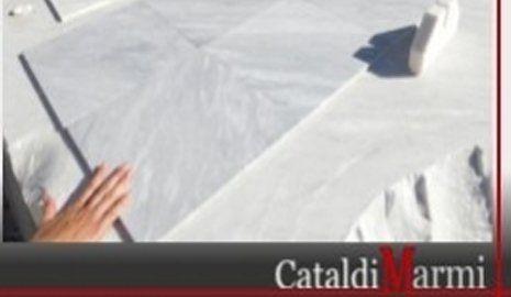 Pubblicità di Cataldi Marmi