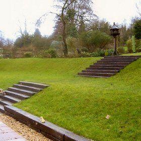 Garden design - Ashbourne, Derbyshire - Shaun Foxon Landscape and Garden Services - Landscaping services