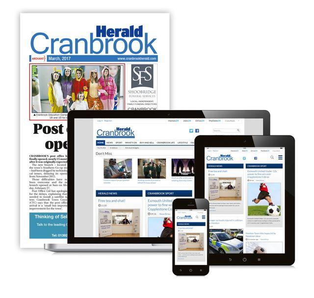 Cranbrook Herald Newspaper