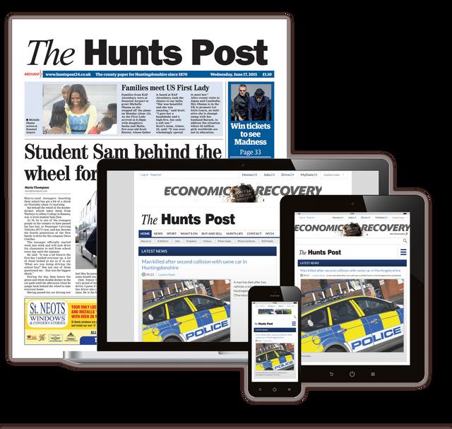 Eastern Daily Press Newspaper