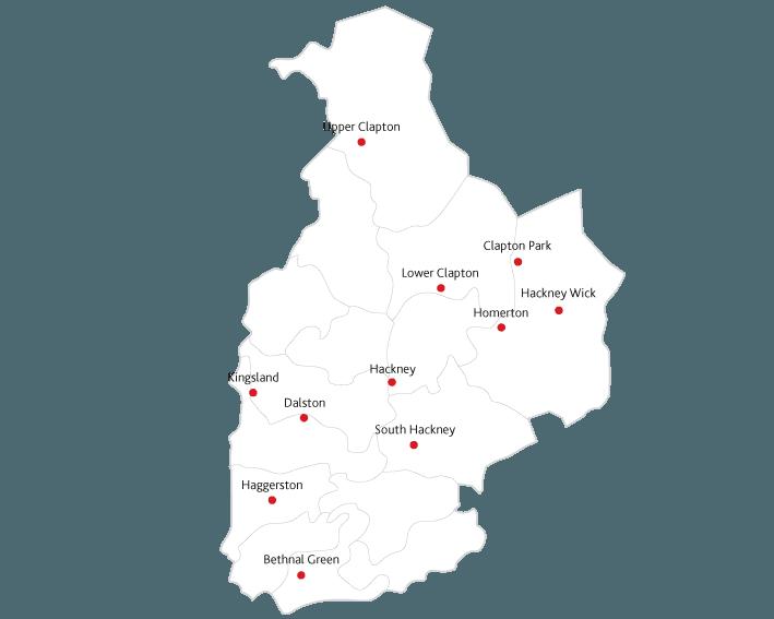 Hackney Gazette Routes to market