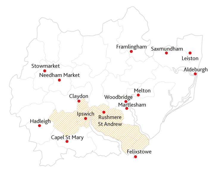 Ipswich Star MTWF Routes to Market Map