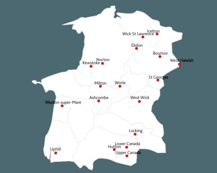 Midweek Mercury Routes to Market Map
