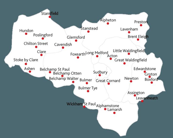 Sudbury Mercury Routes to Market Map
