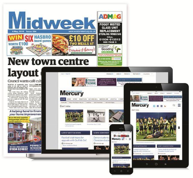 Midweek Mercury Newspaper