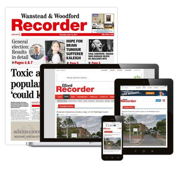 Woodford Recorder Newspaper