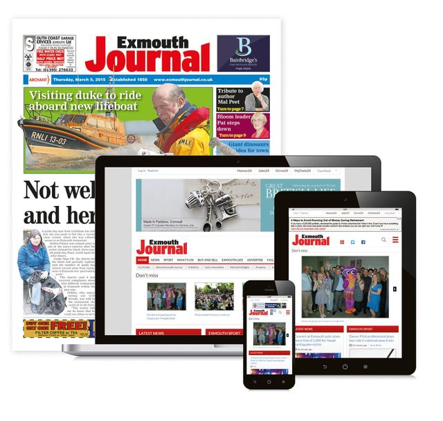Exmouth Journal Newspaper