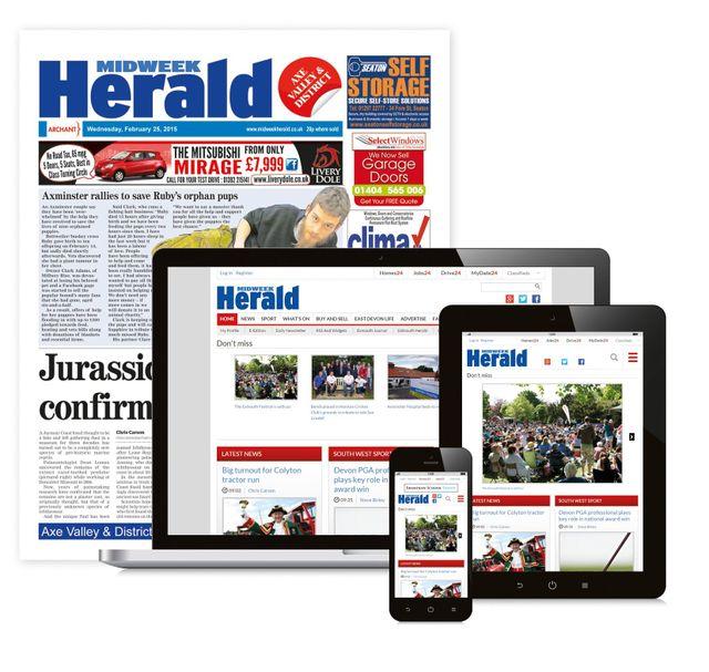 MIdweek Herald Newspaper