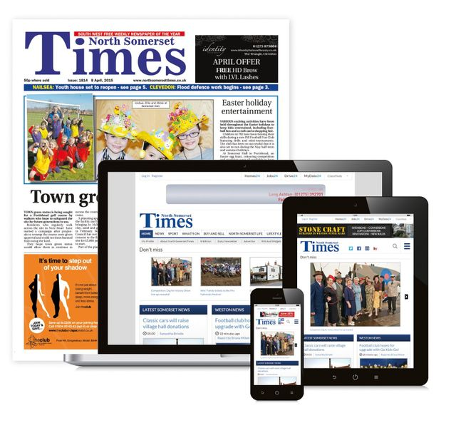 North Somerset Times Newspaper