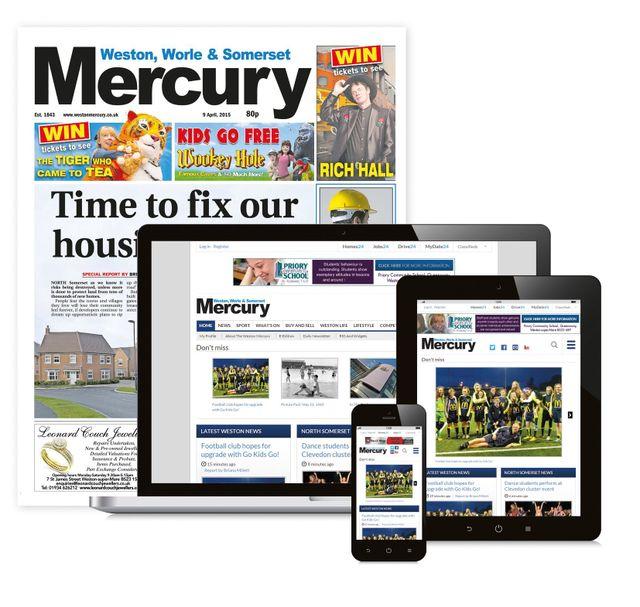Weston Mercury Newspaper