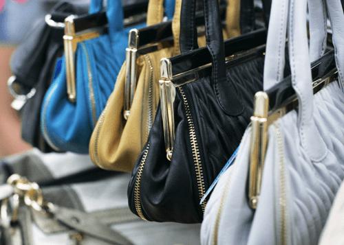 Wide range of women's bags