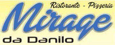Ristorante Pizzerai Mirage da Danilo - logo