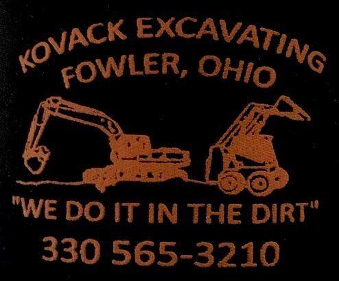 Expert Excavating | Cortland, OH | Kovack Excavating