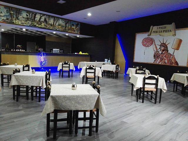 Interni di un ristorante