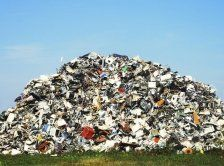 smaltimento rifiuti e detriti