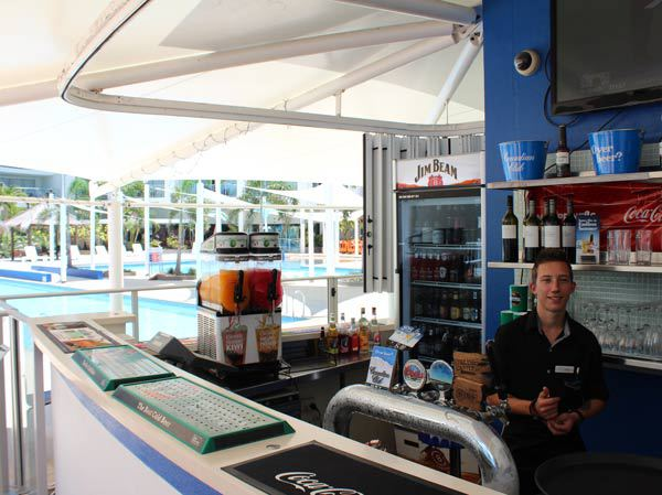 The Pool Bar in Hervey Bay