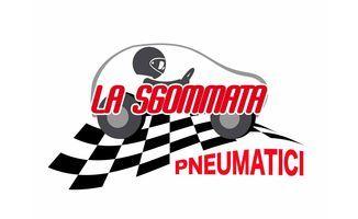 Logo - La Sgommata Pneumatici
