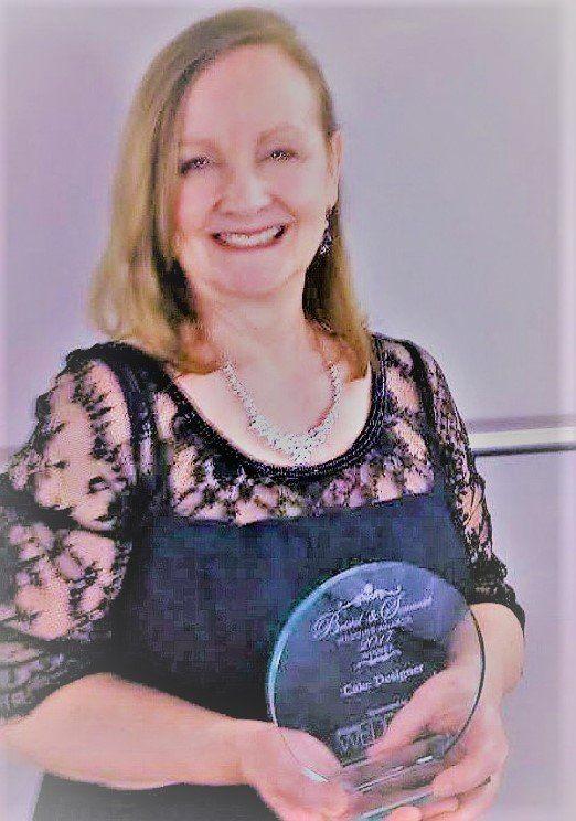 Award winning Wedding Cake Design Bristol