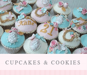 Wedding Cupcakes and cupcake gift boxes in Bristol