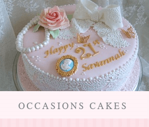 Personalised Birthday Cakes in Bristol