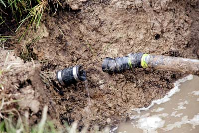 plumbing emergency services