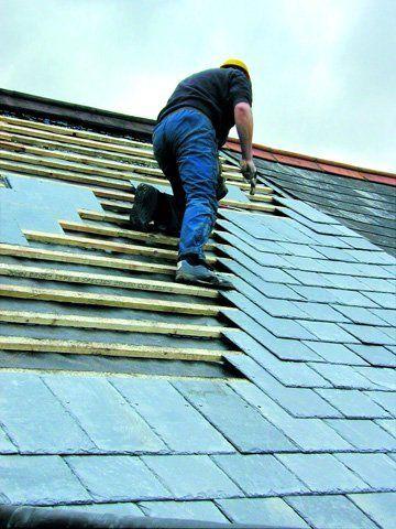 Roofing   Stockton On Tees, Teesside   CT Roofing   Roof Slating