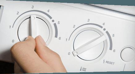 boiler heat adjustment
