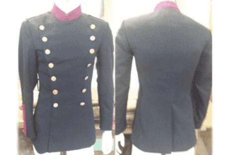 giacca doppiopetto polizia municipale uomo donna