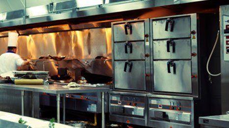 Kitchen and restaurant supplies