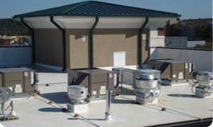 Commercial Flat Roof Raleigh Nc Commercial Solutions