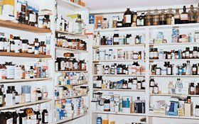 Pharmacy - Moreton in Marsh, Gloucestershire, The South West - A.D Byers Chemist - Pharmaceutical store