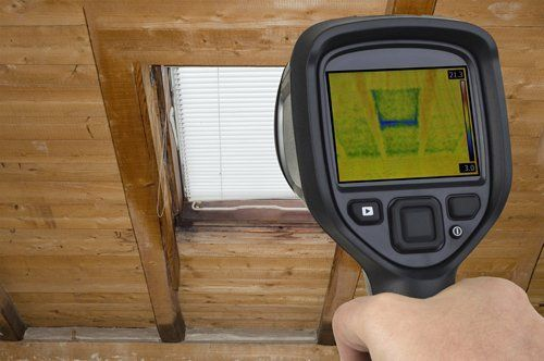 strumento di indagine termografica