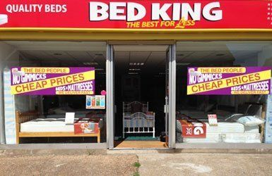 BED KING store