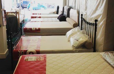 Top-quality beds