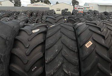 new agricultural tyre