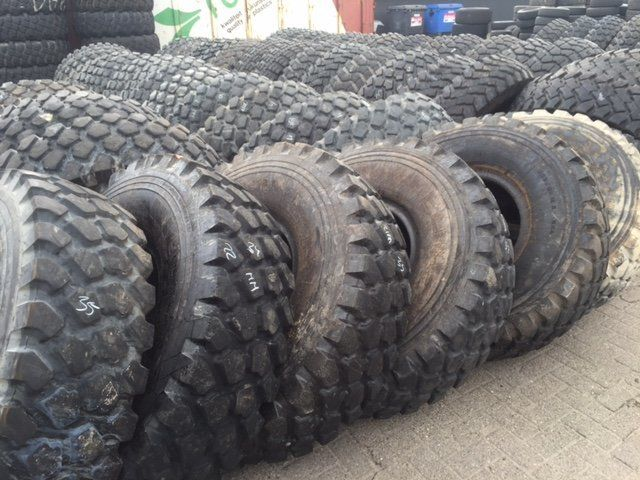 used high-quality tyres